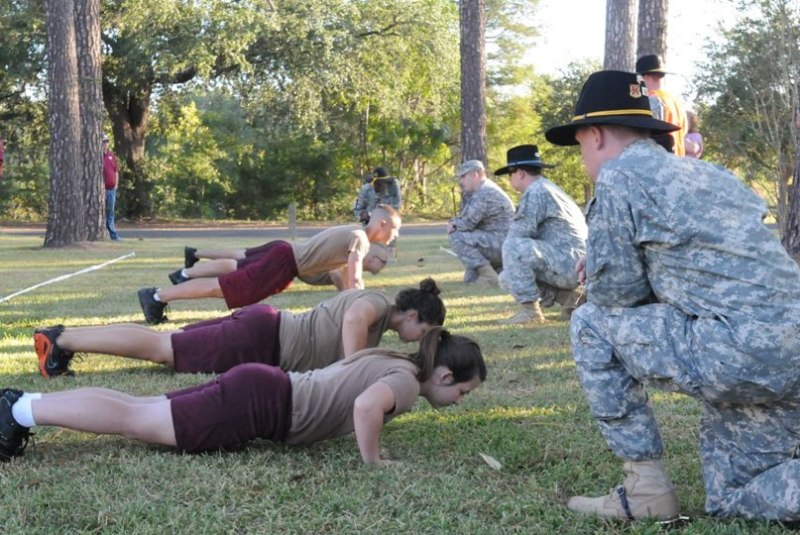 Louisiana's Cavalry Squadron hosts annual Spur Challenge