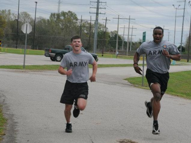 National Guard's 256th holds Best Warrior Competition
