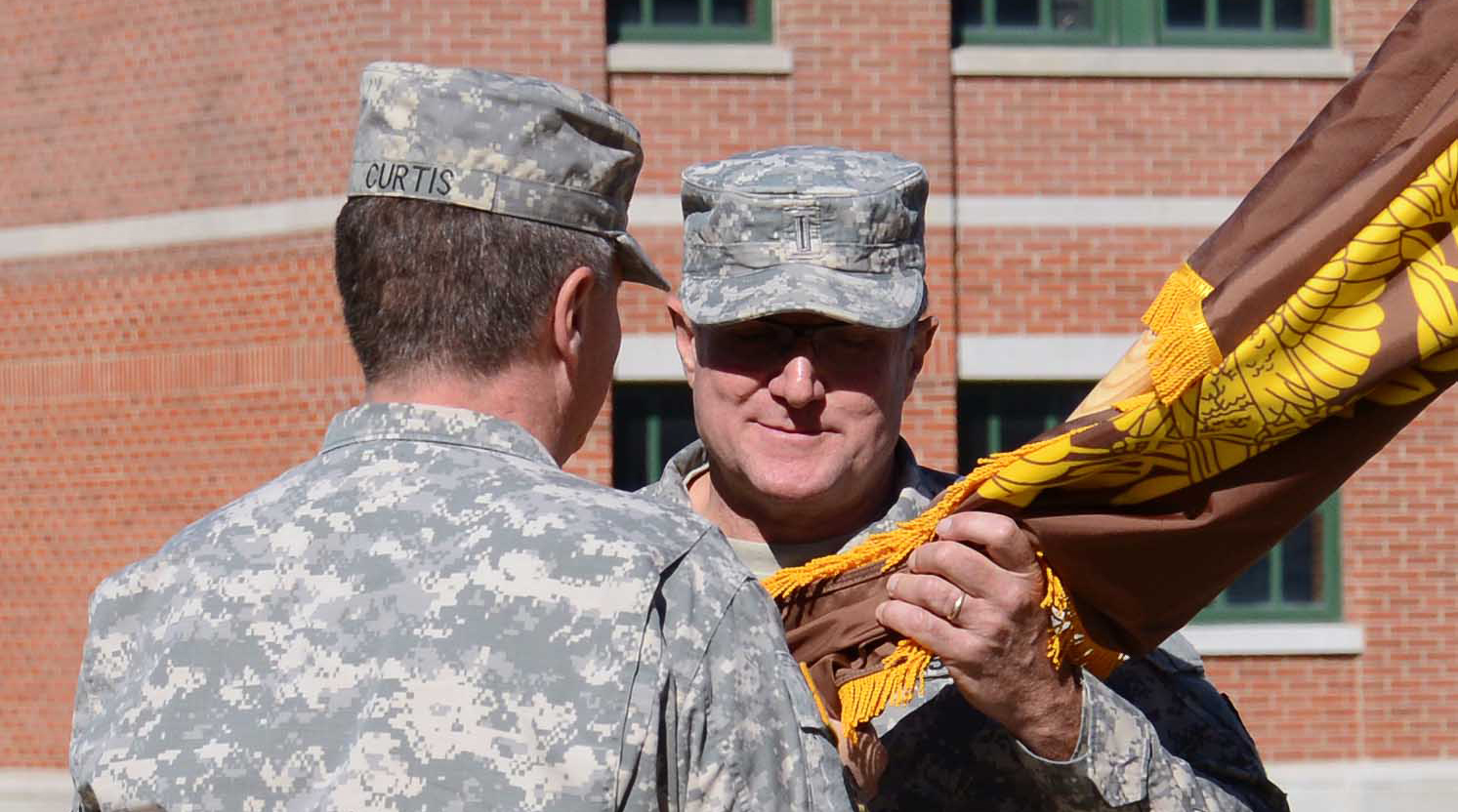 La. Guard welcomes new command chief warrant officer