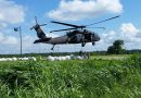 La. National Guard engaged in multiple flood response roles