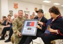 Retired Louisiana Guard general honored for lifetime of military service