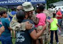 Bossier City based La. Guard unit returns home from Afghanistan
