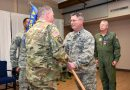 159th Fighter Wing conducts Change of Command for Medical Group