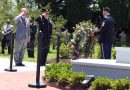 La. National Guard dedicates memorial to fallen Soldiers