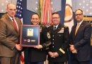 La. Guard sergeant major recognized by Army under secretary
