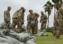 La. National Guard continues to ready for TS Barry landfall
