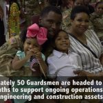 Plaquemine National Guard unit deploys to Iraq