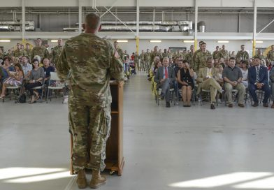 Louisiana National Guard aviators to deploy to Afghanistan
