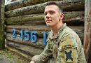 Lafayette Guardsman starts career with elite Army training