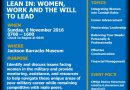 LANG Women's Symposium Lean In: Women, Work and the Will to Lead